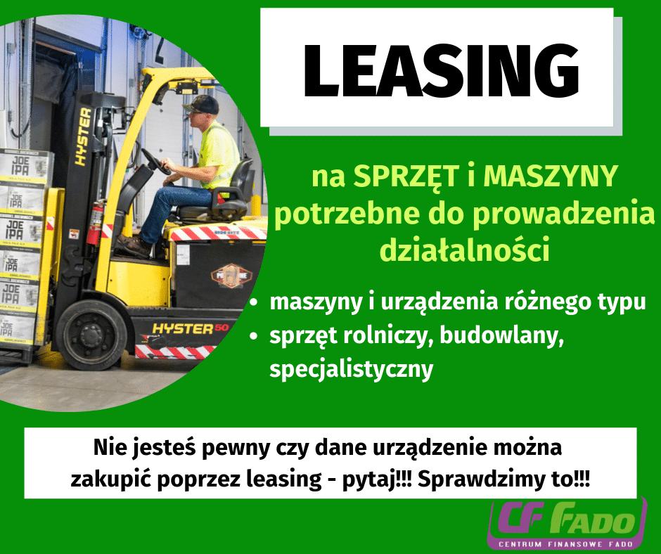 Leasing sprzętu www