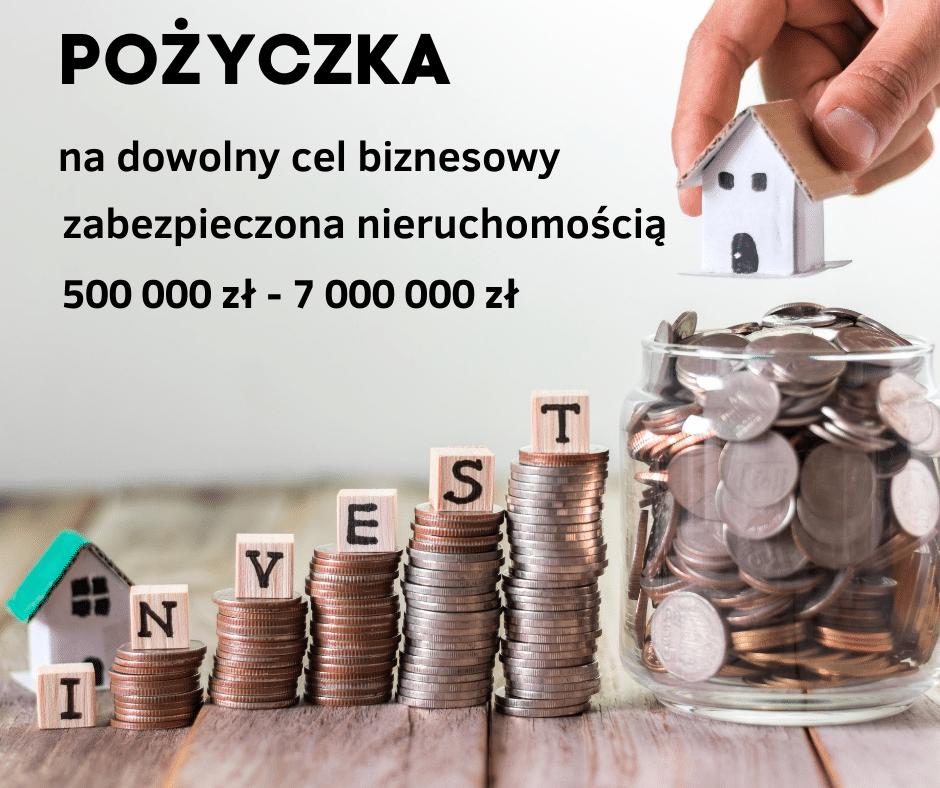 POŻYCZKA Monument fund na www